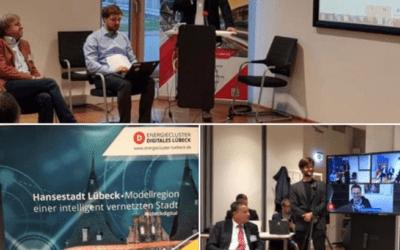Jahreshauptversammlung des Energiecluster Digitales Lübeck e.V.